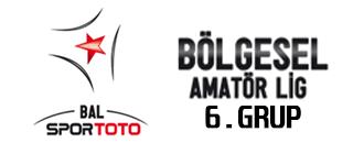 2019-2020 bölgesel amatör lig 6.grup
